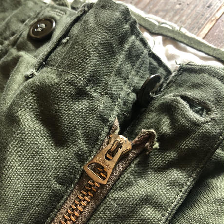 50's M51 FIELD PANTS M-R