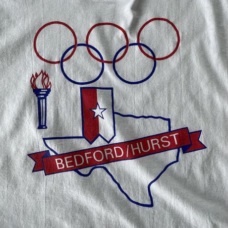USA製五輪デザインTシャツ