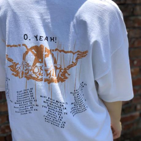 2002年製AEROSMITH US TOUR