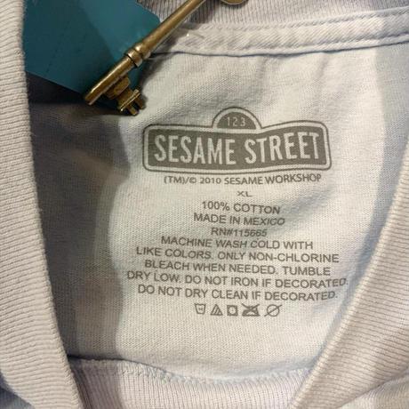 セサミストリート大集合Tシャツ