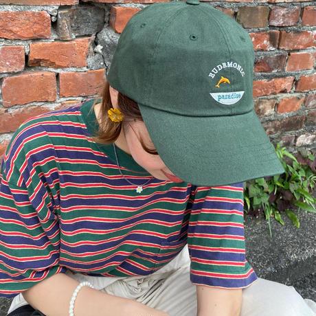 【NEW】刺繍キャップ