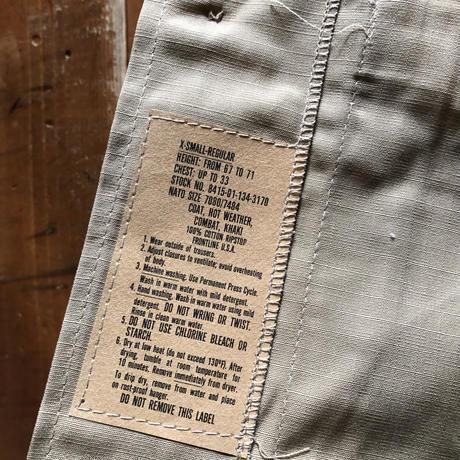 未使用 00s  BDU Jacket  XSMALL-REGULAR
