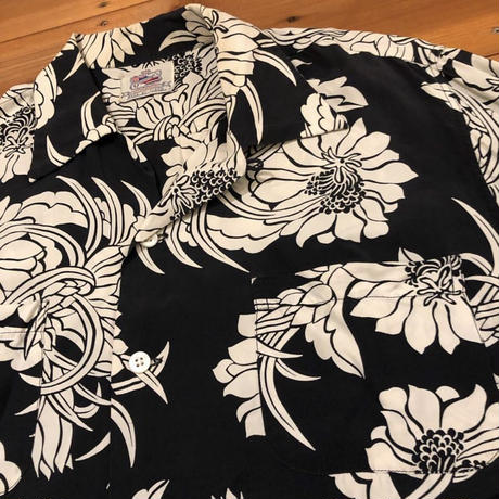 50's KAHANAMOKU Hawaiian Shirt