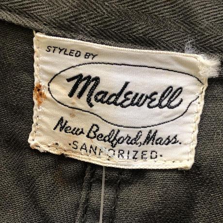 ビンテージ 60's MADEWELL オールインワン