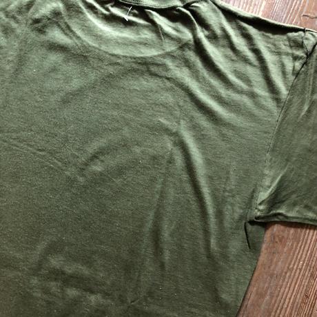 70's 未使用 US ARMY Tシャツ