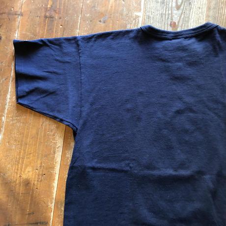90'sチャンピオンカレッジ4段プリントTシャツ XL