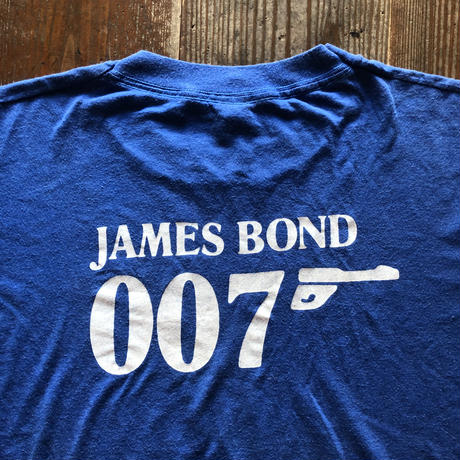 80's JAMES BOND 007