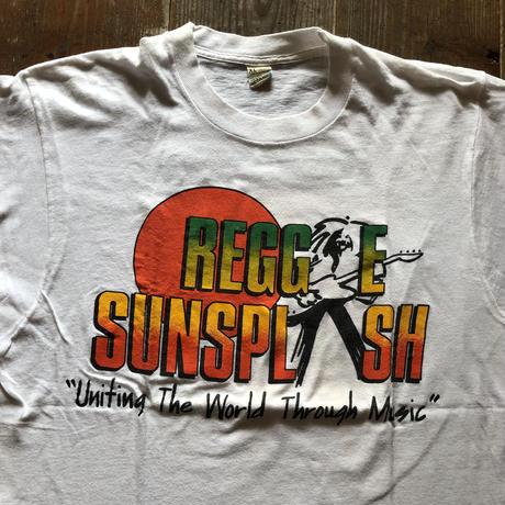 REGGAE SUNSPLASH 1991 TOUR