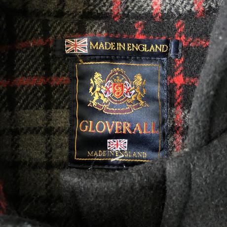 英国製 GLOVER ALL ダッフルコート