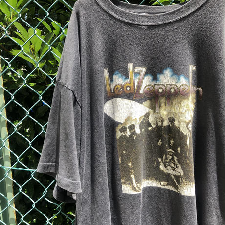 LED ZEPPELIN バンドTシャツ 〝ビッグT〟5XL