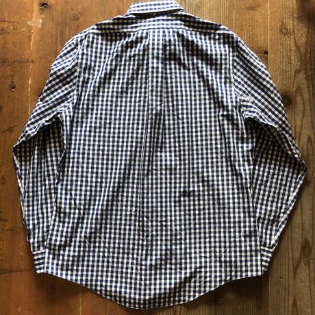 Brooks Brothers L/Sギンガムチェックシャツ
