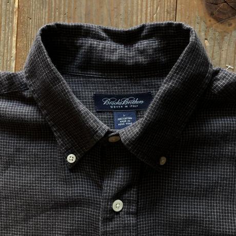 Brooks Brothers ボタンダウンシャツ L