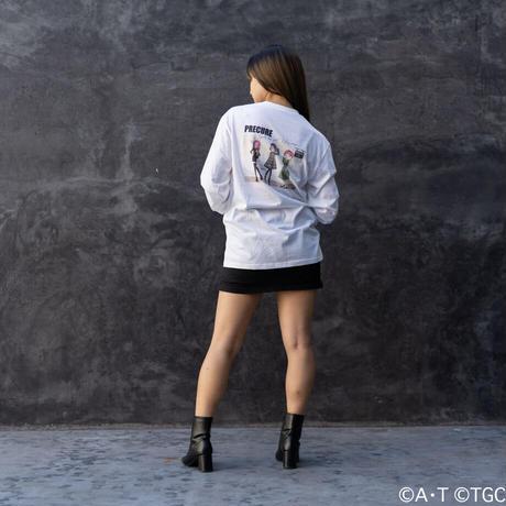 「プリキュア」×「TGC'20 A/W」Tシャツ(スタイル1)