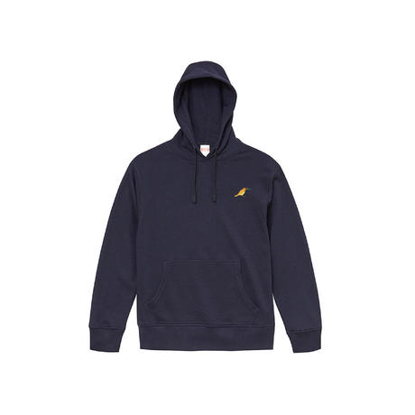 """Hoodie"" Predawn 10th Anniversary Special Goods [Gray / Navy]"