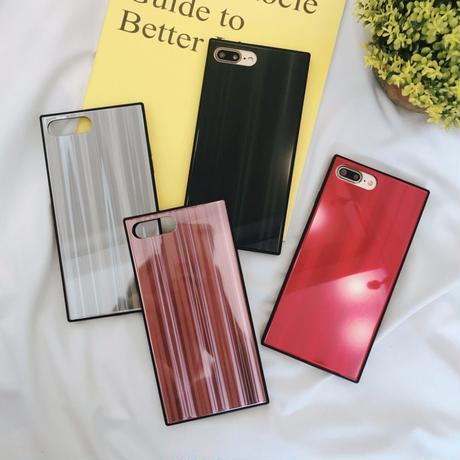 ミラー スクエアケース iPhonecase 韓国 流行り 人気 おしゃれ 海外 ミラーケース 6 6s 7プラス 8プラス X XS iPhone6plus iPhone7plus iPhoneX