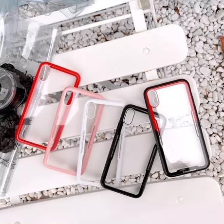 クリア iPhoneケース スマホケース 韓国 透明 カバー 人気 おすすめ シンプル 6 6s 7 8 7プラス 8プラス plus x xs iPhone7 iPhoneX iPhoneXS