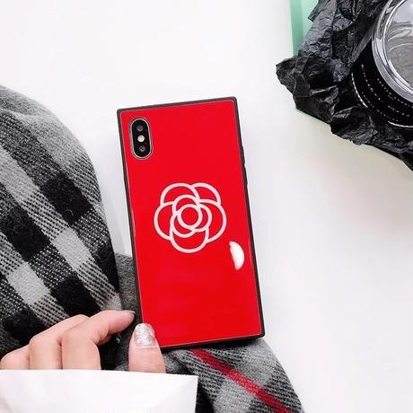 iphone x ケース 人気 女子 韓国 カメリア