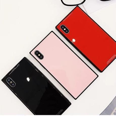 シンプル スクエアケース iPhonecase 韓国 流行り 人気 おすすめ おしゃれ 海外 スマホ 6plus 6sプラス 7プラス 8plus X XS iPhoneX iPhoneXS