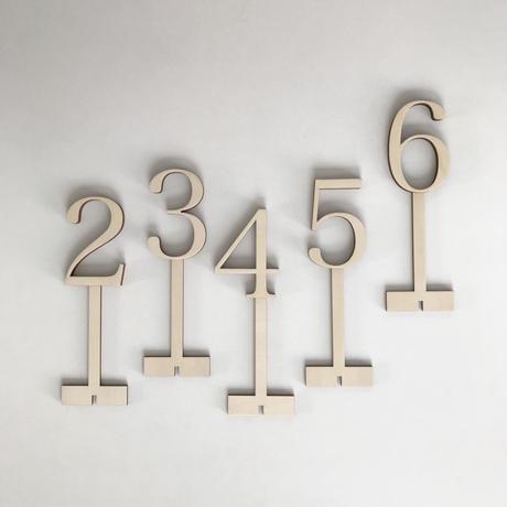 number stick