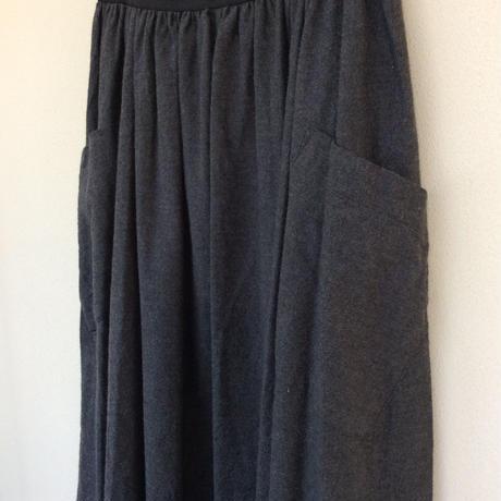ina アウトポケット板ゴムスカート