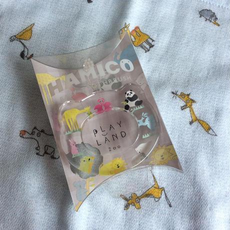 HAMICO-ハミコ- ベビー用ハブラシ