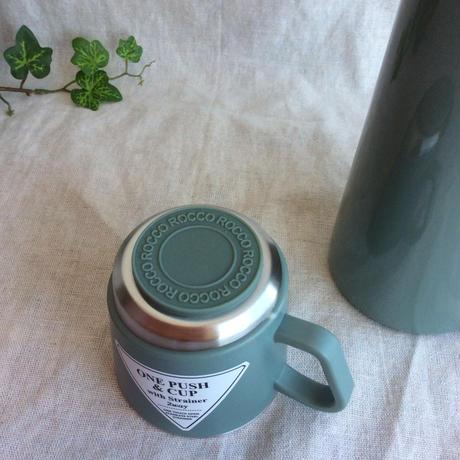 ワンプッシュ&カップボトル (500ml) Rocco