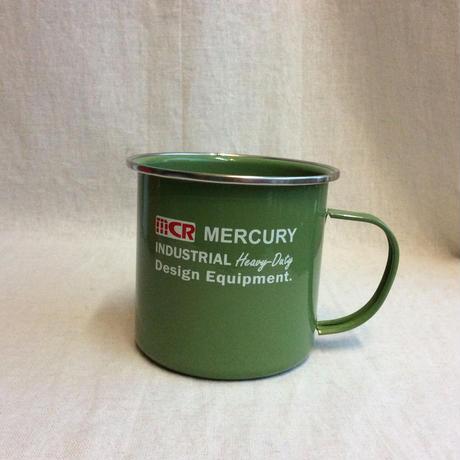 【MERCURY】エナメルマグ