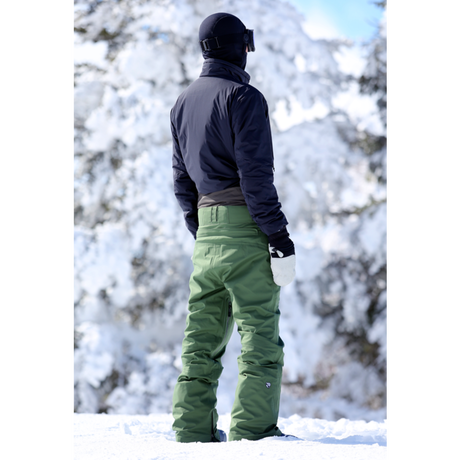 COURSE GUY PANTS (16/17 MODEL)  Color:BROWN - S