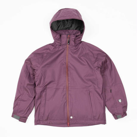 P.YETI JACKET (KID'S MODEL) Color:PLUM