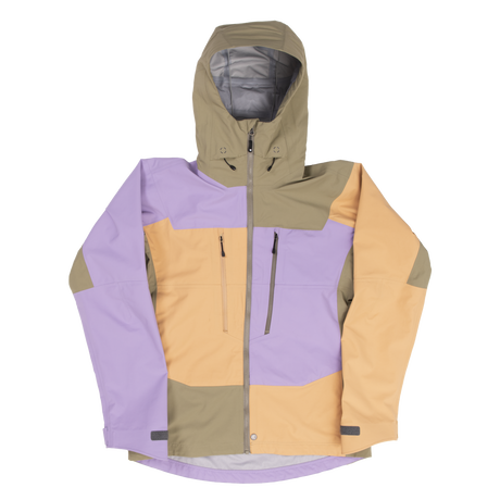 SMILE JAKET (19/20 MODEL)  Color:LILAC MOSAIC