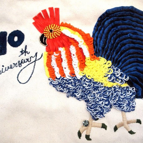 10th Anniversary Rooster Bag