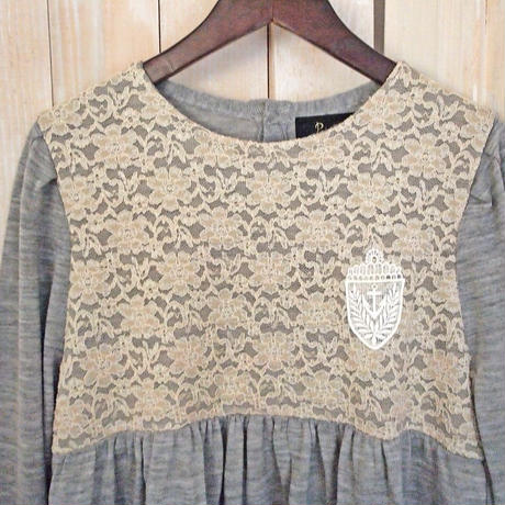 lace Onepiece grey