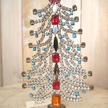 Christmas tree C  clear