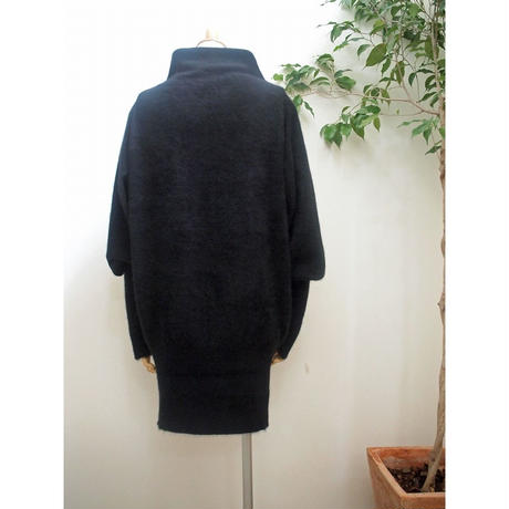 【限定アイテム】raccoon fur Tunic  black