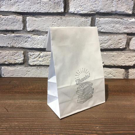 KPM021 ギフトバッグ(書店シルバー)5枚