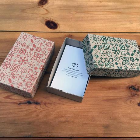 箱のセットB(グリーン・オレンジ)