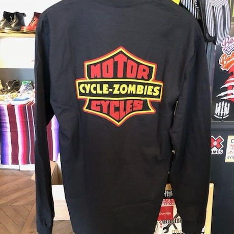Cycle Zombies MOTOR ロンT