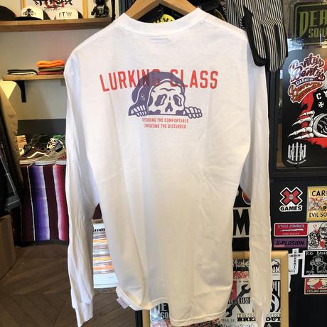 LURKING CLASS LOGO L/S Tシャツ