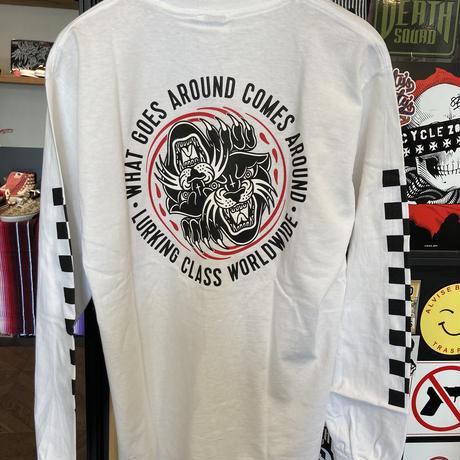 LURKING CLASS KARMA3 L/S Tシャツ