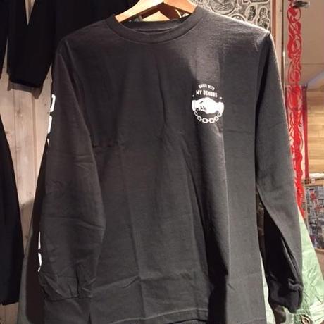 SKETCHY TANK DEMONS L/S Tシャツ