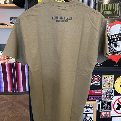 LURKING CLASS SCALES Tシャツ