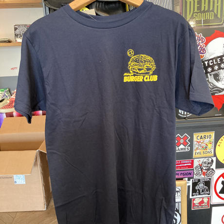 Cycle Zombies MID NIGHT Tシャツ