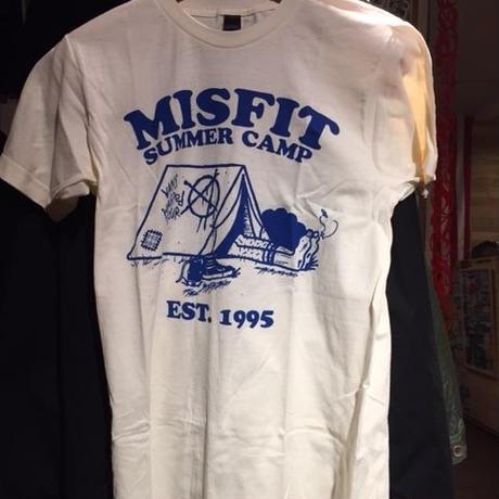 VANS WARPED TOUR MISFIT SUMMER CAMP Tシャツ