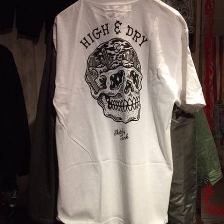 SKETCHY TANK HIGH & DRY Tシャツ