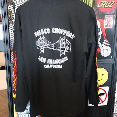 415Clothing Frisco CHOPPER L/S Tシャツ