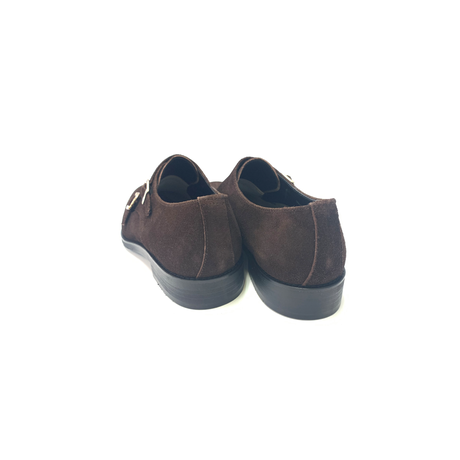 AristoPrimo | A719 D.Brown Suede