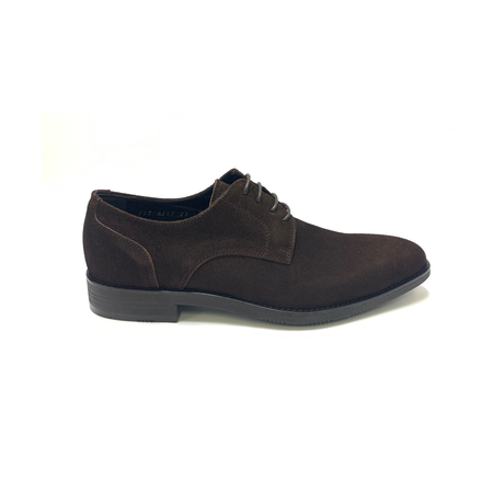 AristoPrimo | A717 D.Brown Suede