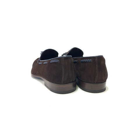 AristoPrimo | A74 D.Brown Suede