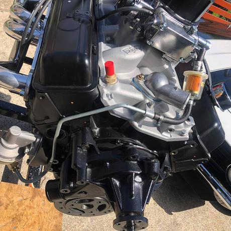 NEW シボレー350エンジン L43「LM1」コンプリート ¥900000消費税込み