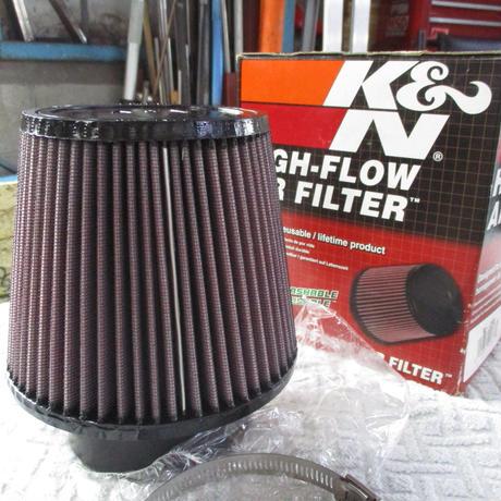 K&N エアフィルター RU4190